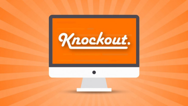 KnockoutJs computed equivalent AngularJs